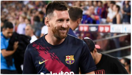 Lionel Messi is in Barcelona's squad for Tuesday's Champions League opener with Borussia Dortmund after recovering from a calf injury.